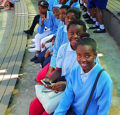 Holy Rosary School - Phumelela Programme