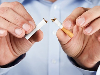 How smoking affects your fitness