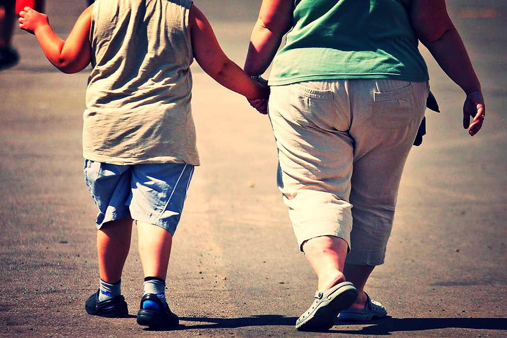 The role parents play in childhood obesity