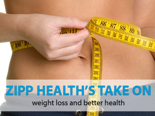 Zipp Health's take on weight loss and better health