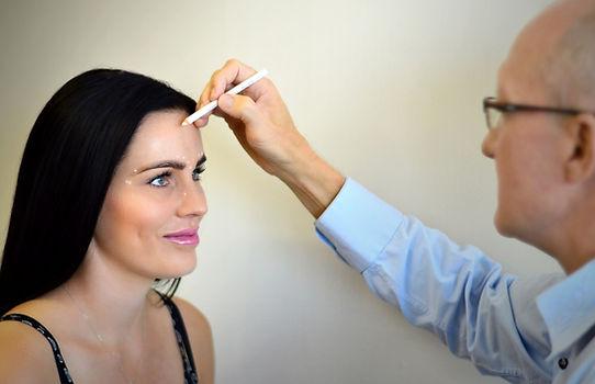 Dr Zipp Botox Mapping