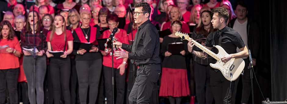 Rock Choir Term Pass. Tuesdays, Spring/Summer 2021 Online