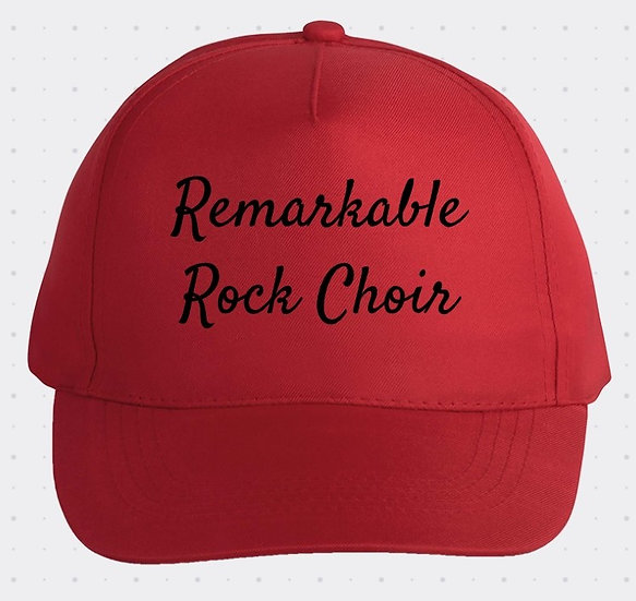 Rock Choir Cap