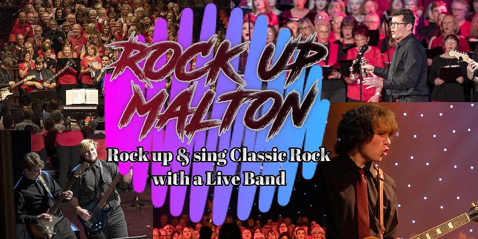 Rock Up Malton