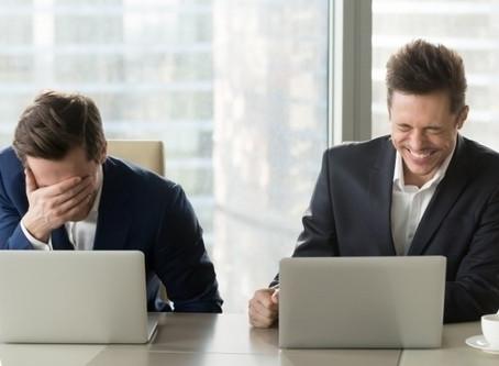 The Great Sense of Humor Failure