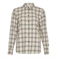 Geruite blouse/jasje