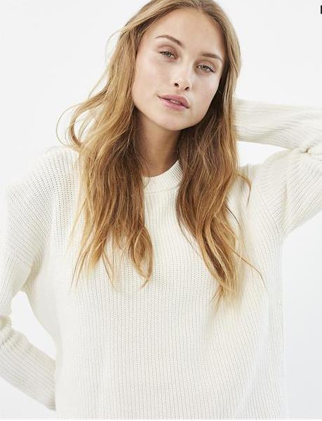 basic knit gebreid