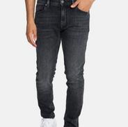 Jeans steenkool grijs
