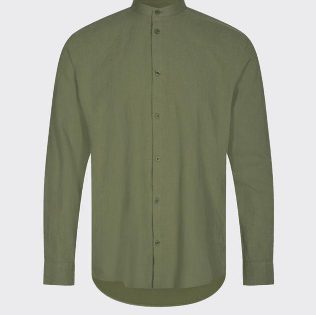 Overhemd anholt groen