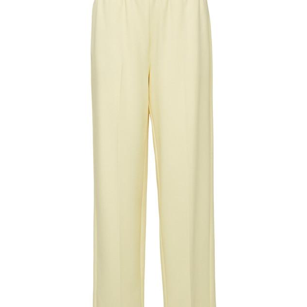 Licht gele pantalon