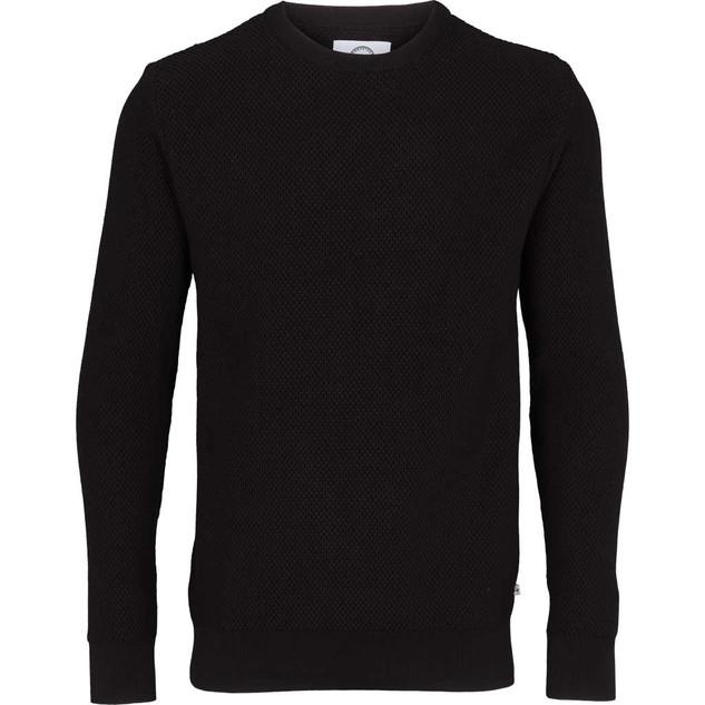 Zwarte trui werkje