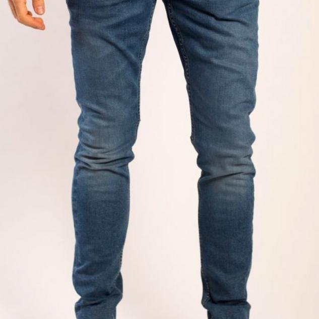 Jeans vaag blauw