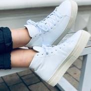 Schoenen leer