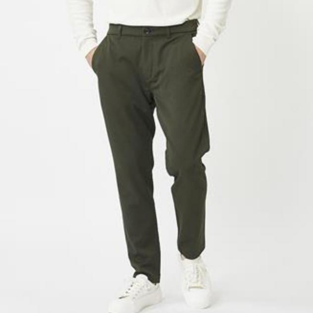 Groene pantalon