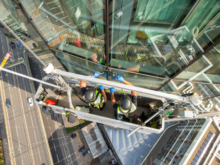 Façade Cleaning: Begin With The End in Mind