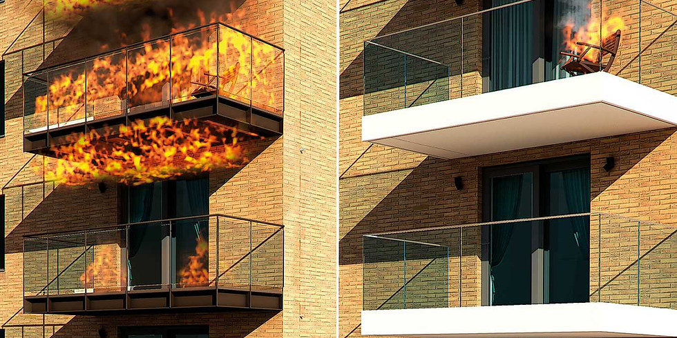 Live CPD Presentation   Fires on Balconies