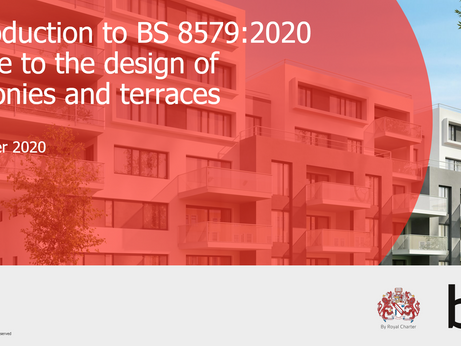 BS8579 EXPLAINED - Notes from the BSI panel webinar