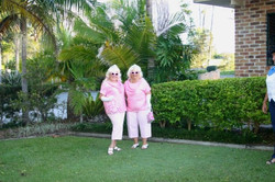 Hallidays 2012 - Princess Barbie Twins.JPG