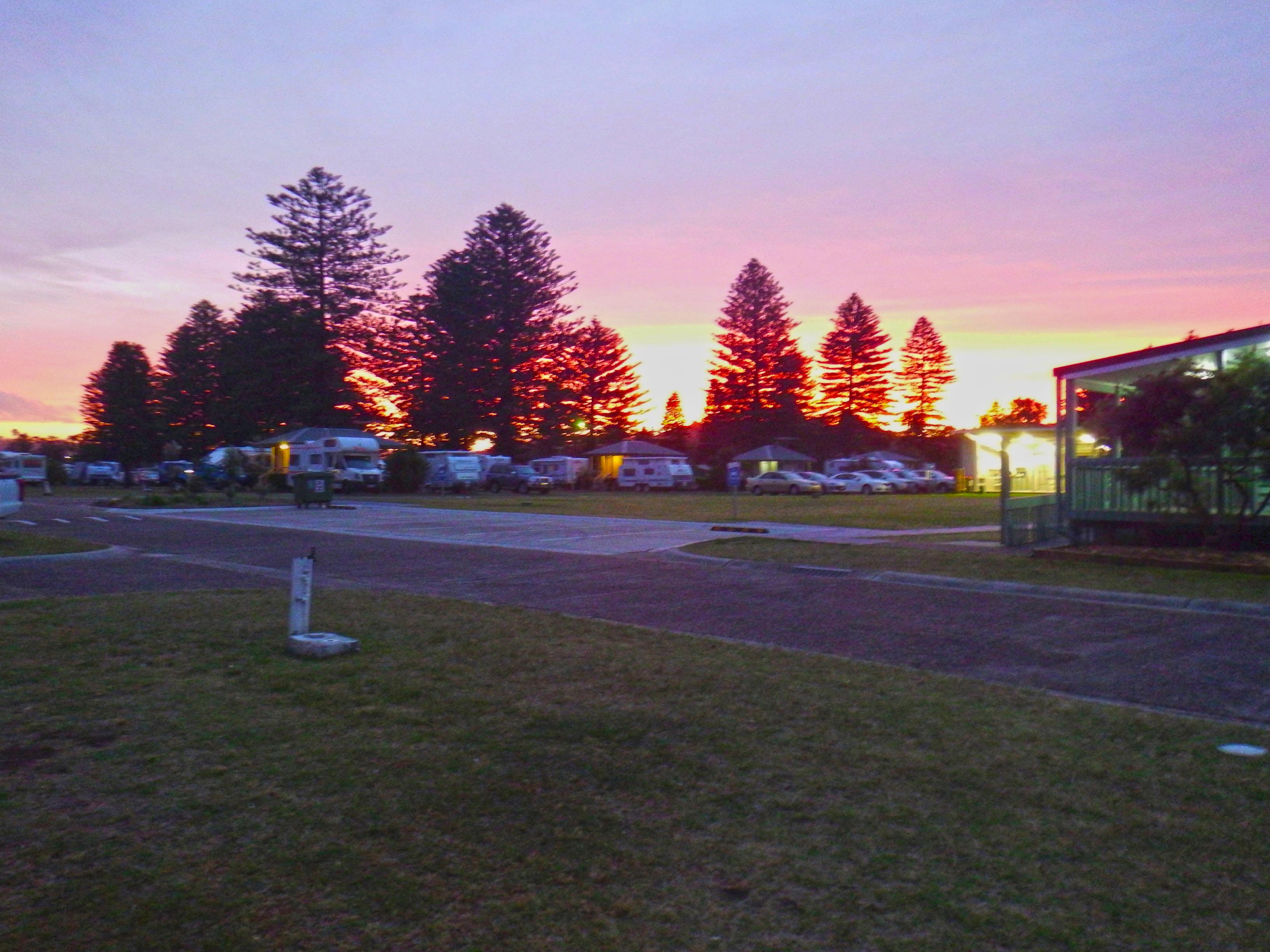 Sunset at Narrabeen.JPG