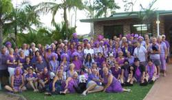 Purple at Happy Hallidays - 2011.JPG