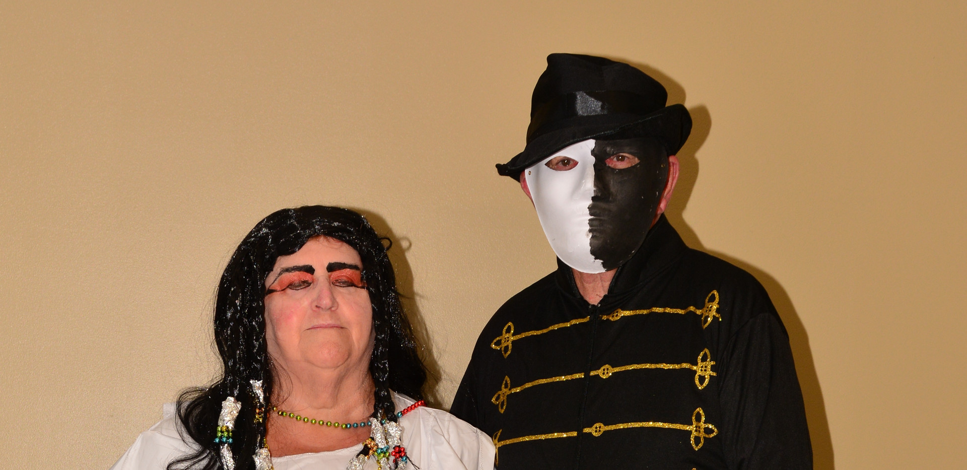 Cleopatra and Phantom of the Opera