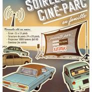 Soirées Ciné-parc