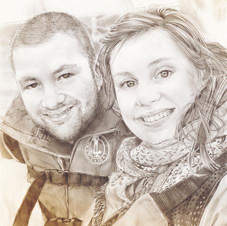 Vincent et Amanda