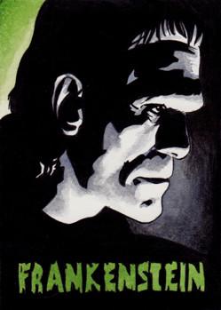 Le Monstre de Frankenstein