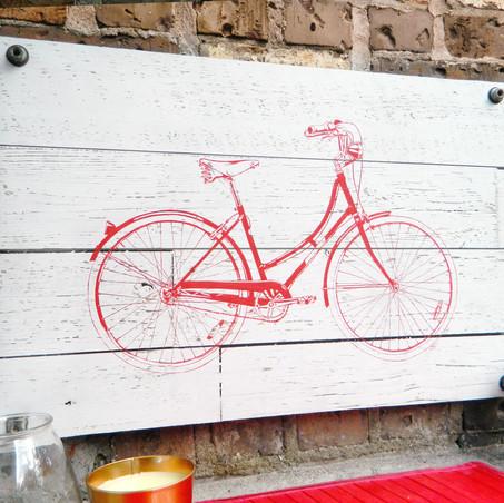 Vélo Rouge