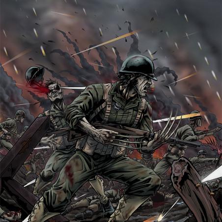 Wolverine en Normandie
