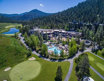 Resort at Squaw Creek_Exterior_Aerial vi
