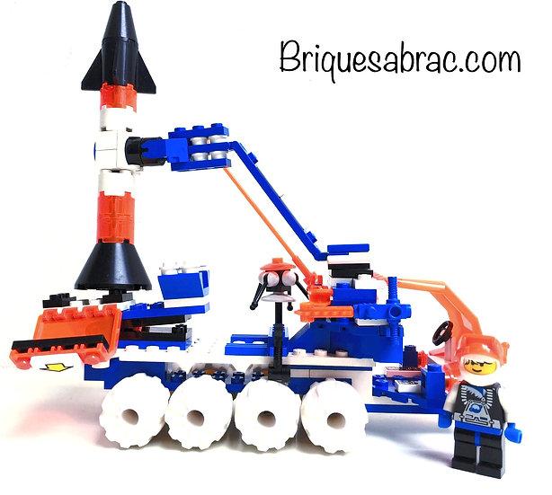 LEGO ® ICE PLANET 2002 6898 Ice-Sat V
