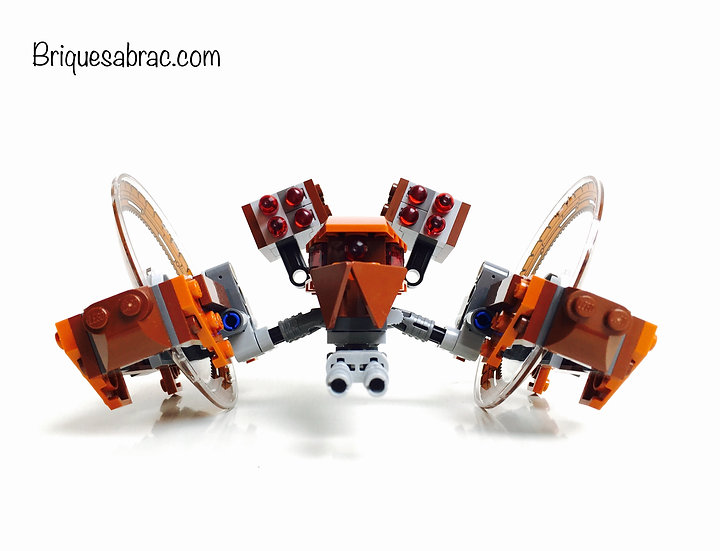 LEGO ® STAR WARS 75085 Hailfire Droid