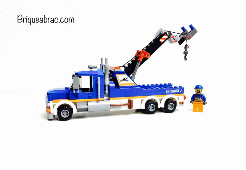 LEGO ® CITY 60056 Tow Truck