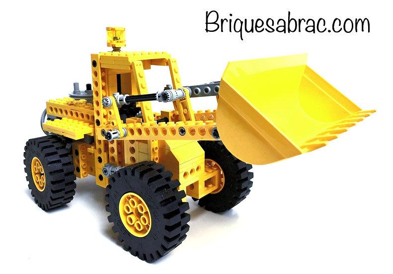 LEGO ® TECHNIC 8853 Excavatrice (Occasion)