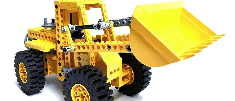 LEGO ® TECHNIC 8853 Excavatrice
