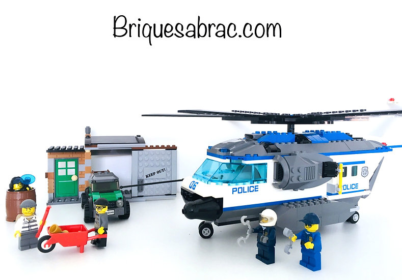 LEGO ® CITY 60046 Helicopter Surveillance