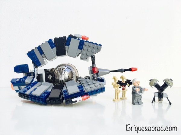 LEGO ® STAR WARS 75044 Droid Tri-Fighter