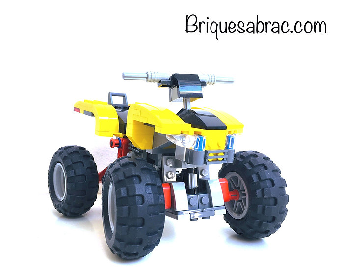 LEGO ® CREATOR 3EN1 31022 Turbo Quad (Occasion)