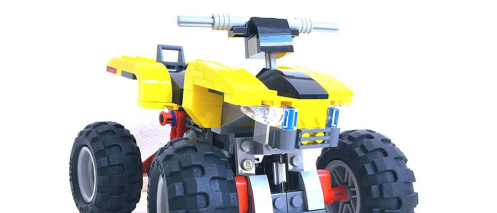LEGO ® CREATOR 3EN1 31022 Turbo Quad