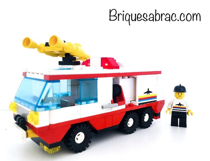 LEGO ® CITY CLASSIC TOWN 6440 Jetport Fire Squad (Occasion)