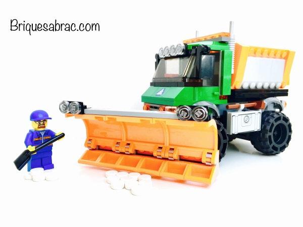 LEGO ® CITY 60083 La Déneigeuse
