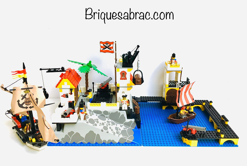 LEGO ® PIRATES 6277 Imperial Trading Post