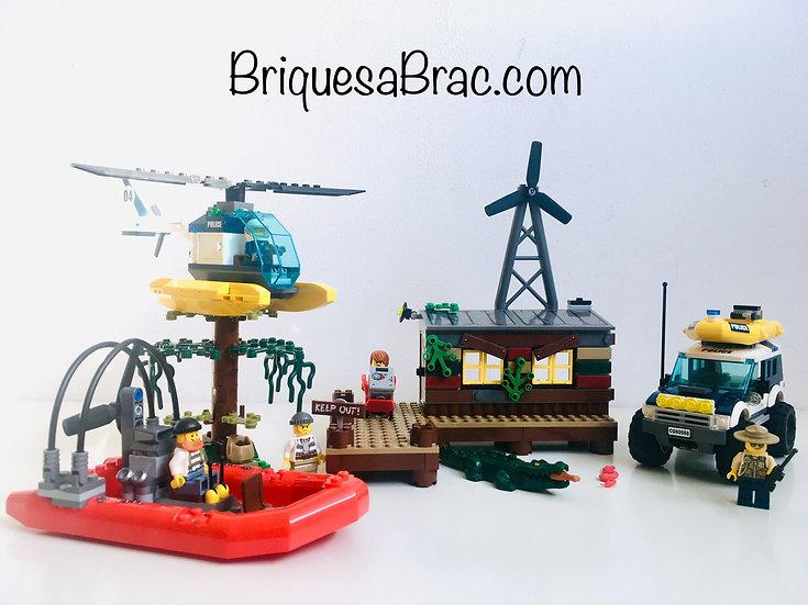 LEGO ® CITY 60068 Crooks' Hideout