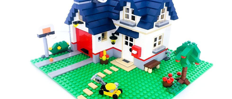 LEGO ® CREATOR 3EN1 5891 Apple Tree House