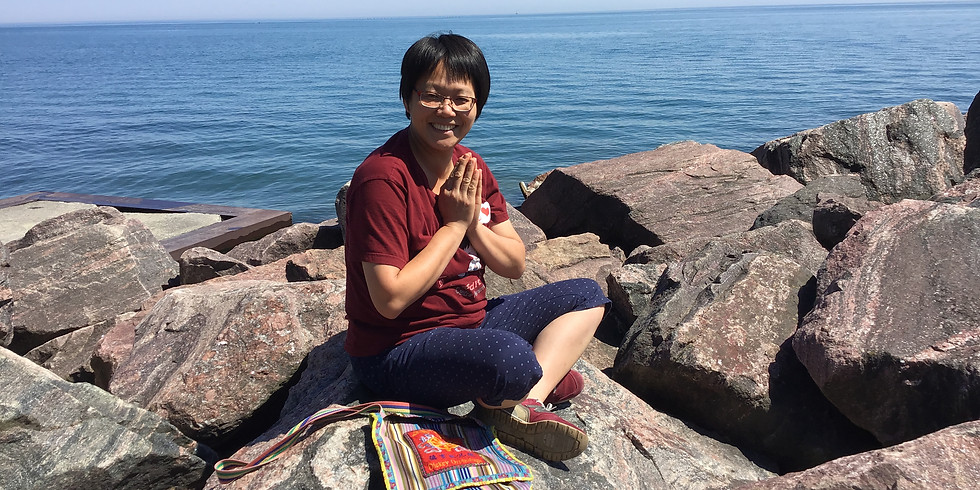 Calm-abiding Meditation Course   North York