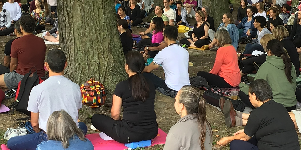 Calm-Abiding Meditation 1 day Online Retreat