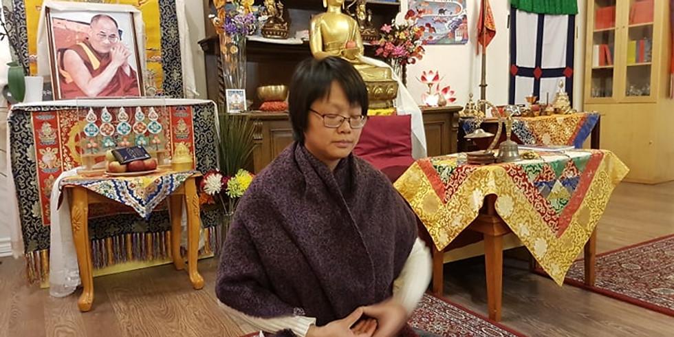 Calm-abiding Meditation Course | 10 weeks