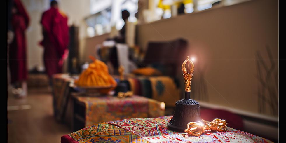 Calm-abiding Meditation Workshop | Saturday