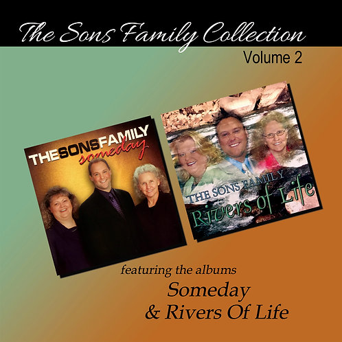 The Sons Family Collection Volume 2